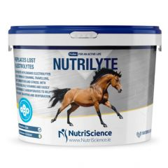 NutriScience NutriLyte electrolytes for horses