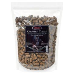 Omega Equine Coconut Treats 4kg (Equine)