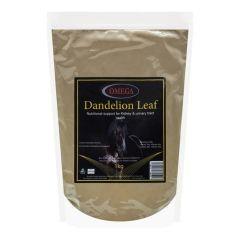 Omega Equine Dandelion Leaf Powder 1kg (Equine)