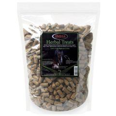 Omega Equine Herbal Treats 4kg (Equine)