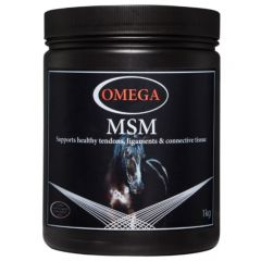 Omega Equine MSM (Equine)-1kg