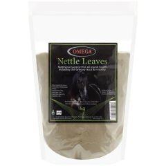 Omega Equine Nettle Leaves 1kg (Equine)