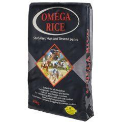 Omega Equine Rice 20kg (Equine)