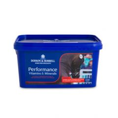 Dodson & Horrell Performance Vitamins and Minerals 2.5kg