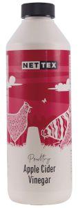 Nettex Poultry Apple Cider Vinegar - 1 Litre (Poultry)
