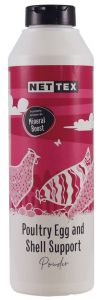 Nettex Poultry Egg and Shell Support Powder 450g (Poultry)
