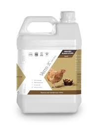 Verm-X Liquid for Poultry, Ducks & Fowl