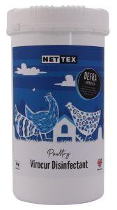 Nettex Poultry Virocur Disinfectant 1kg (Poultry)