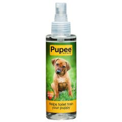 Pupee Trainer Toilet Training Aid 150ml (Canine)