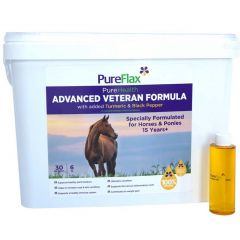 PureFlax PureHealth Advanced Veteran Formula 6kg (Equine)