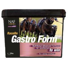 NAF RaceOn Gastro Form 10kg (Equine)