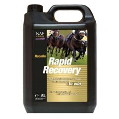 NAF RaceOn Rapid Recovery 5 Litre (Equine)