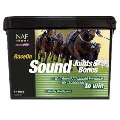 NAF RaceOn Sound Joints & Bones 10kg (Equine)