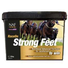 NAF RaceOn Strong Feet 10kg (Equine)