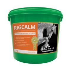 Global Herbs RigCalm 1kg