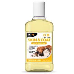 VetIQ Skin & Coat Oil 250ml (Canine/Feline)