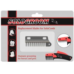 Solocomb Replacement Blades (Equine)