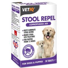 VetIQ Stool Repel Tablets