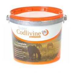 Super Codlivine Complete Supplement 2.5kg Tub & Refill