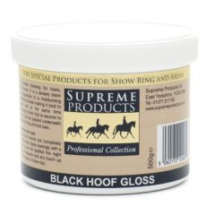 Supreme Products Black Hoof Gloss 500g