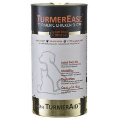 The Golden Paste Company TurmerEase Chicken Slices 300g (Canine/Feline)