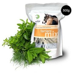 The Herbal Horse Farriers' Mix 500g