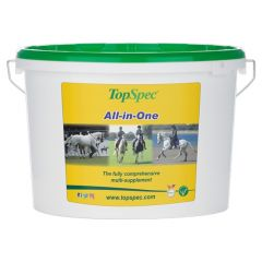 TopSpec All-In-One 9kg (Equine) - BEST BEFORE 12/2021 10% OFF