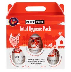 Nettex Total Hygiene Trial Pack (Poultry)
