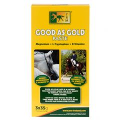 TRM Good as Gold Paste 3 x 35g