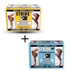 TRM Stride Original 30 x 50g + TRM Stride MP 60 x 20g