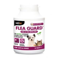 VetIQ Flea Guard Tablets 90 Tablets