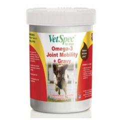 VetSpec Omega-3 Joint Mobility + Gravy 500g