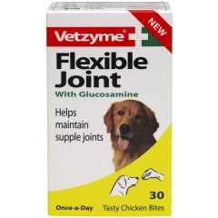 Vetzyme Flexible Joint Tablets (Canine)