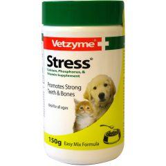 Vetzyme Stress Powder 150g (Canine/Feline)