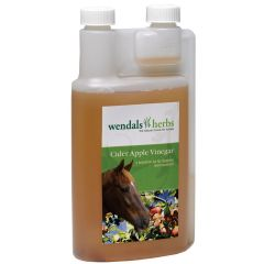 Wendals Herbs Cider Apple Vinegar (Equine)