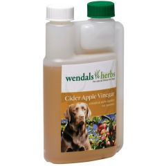 Wendals Herbs Cider Apple Vinegar 250ml (Canine)
