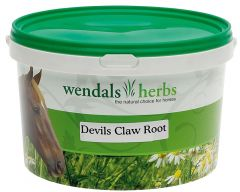 Wendals Herbs Devils Claw Root 1kg (Equine)
