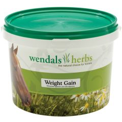 Wendals Herbs Weight Gain 1kg (Equine)