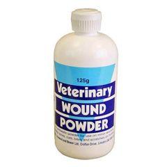 BHB Veterinary Wound Powder 125g