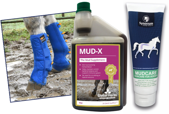 Mud fever products